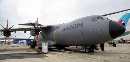 Panorama Airbus A400M