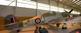 Panorama Hawker Hurricane Mk2C LF738 UH-A