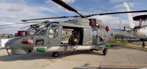 Lynx German Marine