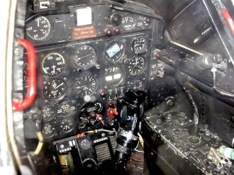 ad08-04 Cockpit Fouga Magister