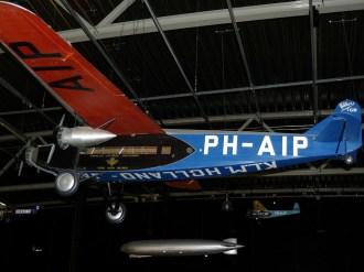 ad08-04 Fokker F-VII Pelikaan PH-AIP