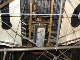ad08-04 Fokker Spin engine mount