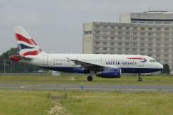 cdg06-05 Airbus A319-131 G-EUOB British Airways