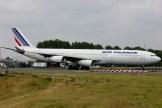 Airbus A340-313X F-GLZK