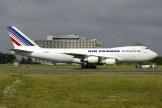 cdg06-05 Boeing 747-228F SCD F-GCBK Air France Cargo