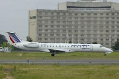 cdg06-05 EMB-145 F-GUBF Air France Regional