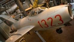 PZL-Mielec Lim-2 MiG-15bis Polish air force 1323