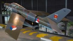 Republic F-84F Thunderstreak KLU P-226