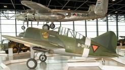 Brewster B-339C Buffalo replica B-3107