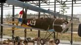 Koolhoven FK-51 mock-up KLU 429