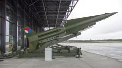 Nike Hercules anti aircraft missile