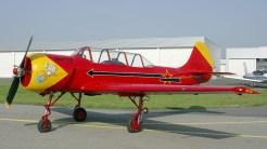 Yakovlev Bacau Yak-52 RA3085K