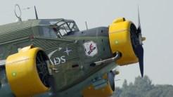Junkers CASA 352L Ju-52 EADS F-AZJU