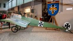 Fokker E-III Eindecker Replica 603-15
