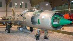 Mikoyan-Gurevich MiG-21PF DDR air force 950