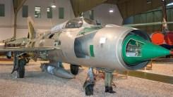Mikoyan-Gurevich MiG-21PF DDR air force 950