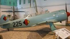Yakovlev Yak-11 DDR air force 225