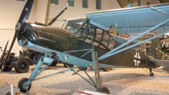 Morane-Saulnier MS-500 Criquet Luftwaffe 7A+WN