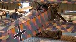 Fokker D-VII Luftwaffe F775-18