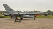 General Dynamics Fokker F-16AM Fighting Falcon 401 J-002 Netherlands air force