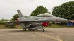 Lockheed Martin F-16DJ Fighting Falcon 4085 Polish air force