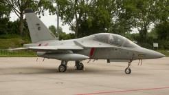 Alenia Aermacchi T-346A Master MM55144 61-02 Italian air force