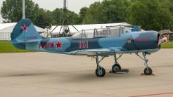 Yakovlev Yak-52 PH-DTM