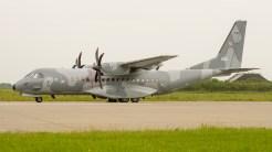 CASA C-295 020 Poland air force
