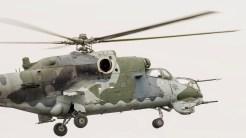 Mil Mi-24 25 35 3371 Czech air force
