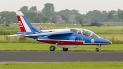 Dassault-Dornier Alpha Jet E E158 9 patrouille De France Frence air force