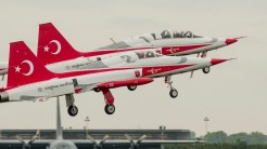 Northrop Canadair NF-5A-2000 CL-226 71-3052 Turkish Stars Turkish air force
