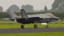 Lockheed Martin F-35A Lightning II F-001 Netherlands air force