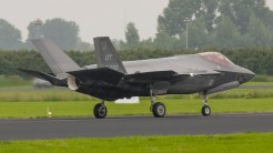 Lockheed Martin F-35A Lightning II F-002 Netherlands air force