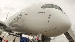 Airbus A350-941 Airbus company F-WWCF