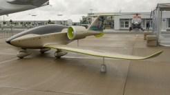 Airbus EFAN 2 mockup