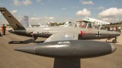 Fouga Heinkel CM-170R Magister D-IFCC