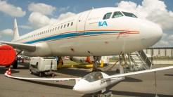 Airbus A320-232 D-WWDP DLR