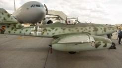 Messerschmitt Me-262A-1C Schwalbe Replica D-IMTT Messerschmitt Stiftung