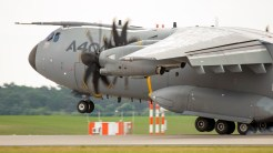 Airbus A400M Atlas EC-404 Airbus