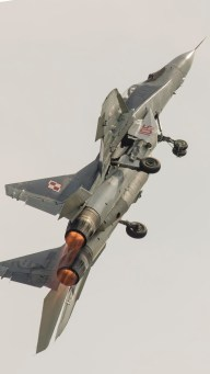 Mikoyan-Gurevich MiG-29A 9-12A 105 Polish Air Force