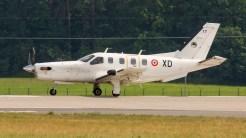 Socata TBM-700 XD 77 France air force