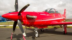 Pilatus PC-21 HB-HZC Pilatus Aircraft s