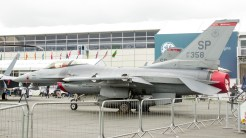 Lockheed F-16CM Fighting Falcon SP 91-0358 USAFE s