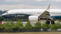 Boeing 737-8 Max N8704Q Boeing company s