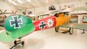 Albatros D-Va Old Warden UK ZK-TGY