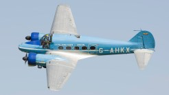 Avro 652A Nineteen Srs2 G-AHKX