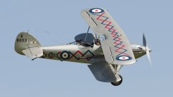 Hawker Demon G-BTVE K8203