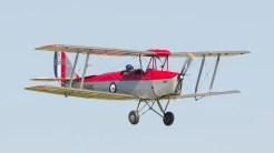 De Havilland DH-82A Tiger Moth II G-ANKT