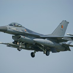 F-16AM Fighting Falcon FA-118 10w Belgian Air Force