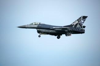 F-16AM Fighting Falcon FA-70 10w Belgian Air Force 75 years 349 sq